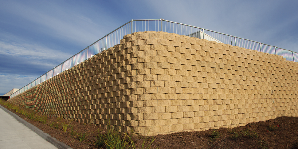 Retaining Walls in New Castle